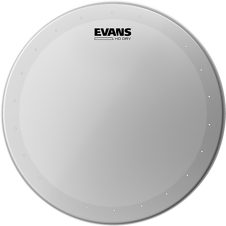 Evans Genera HD Dry Batter Coated Snare Head 12 in.