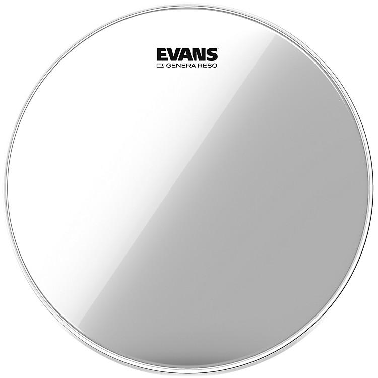 EvansGenera Resonant Clear Drumhead10 in.