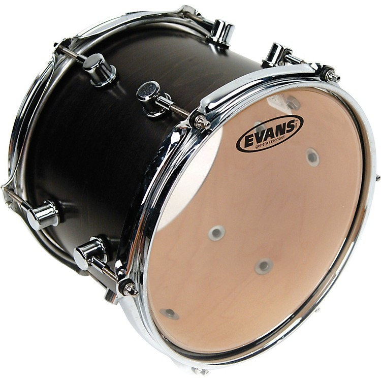 EvansGenera Resonant Clear Drumhead13 in.