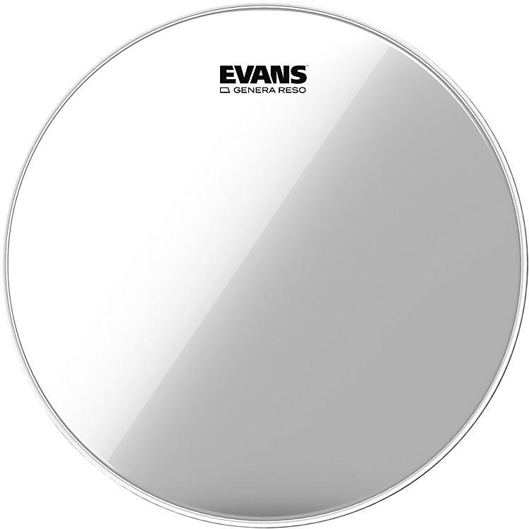 EvansGenera Resonant Clear Drumhead14 in.