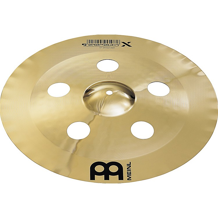 Meinl Generation X China Crash Cymbal 17 in.
