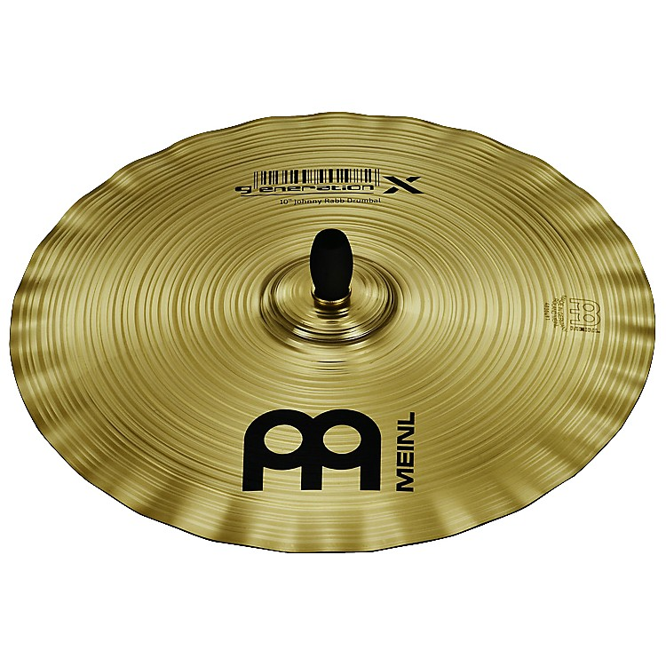 MeinlGeneration X Rabb Drumbal10 in.