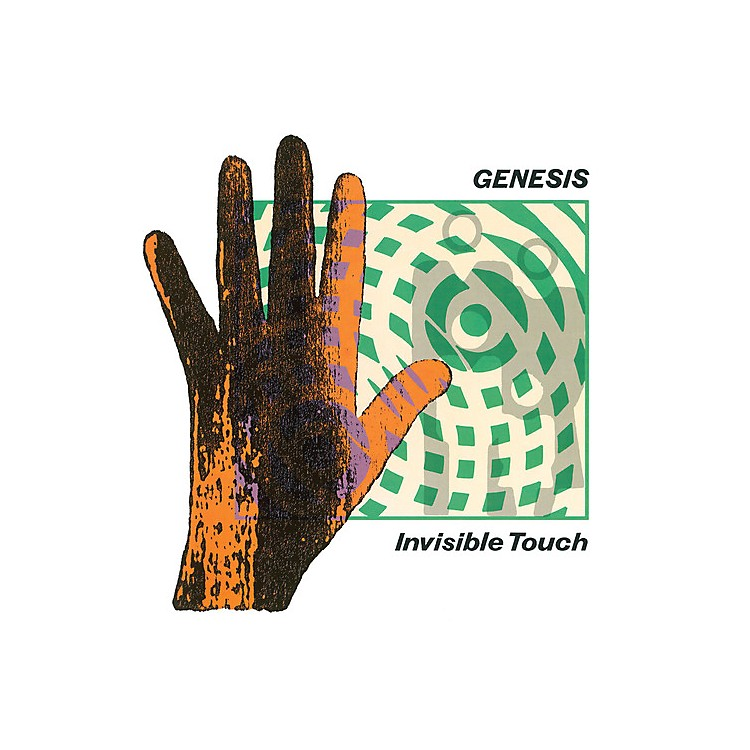 AllianceGenesis - Invisible Touch (1986)