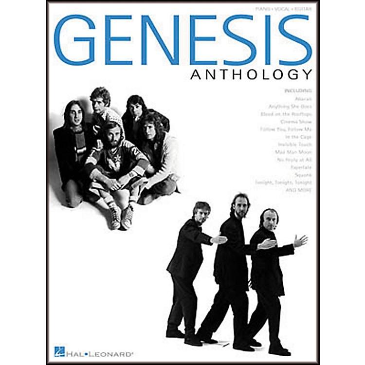 Hal LeonardGenesis Anthology Piano, Vocal, Guitar Songbook