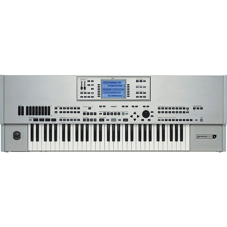 GemGenesys Pro S Professional Multimedia Keyboard Workstation