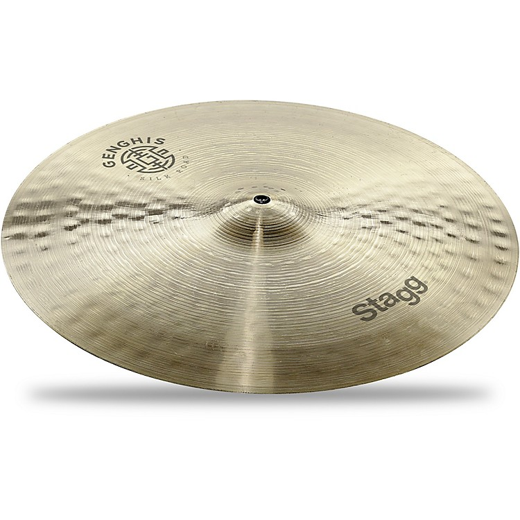 Stagg Genghis Series Medium Crash Cymbal 19 in.