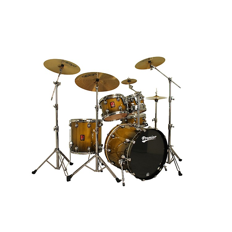Premier Genista Maple Modern Rock 22 5-Piece Shell Pack