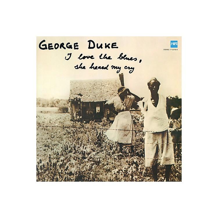 AllianceGeorge Duke - I Love the Blues / She Heard My Cry