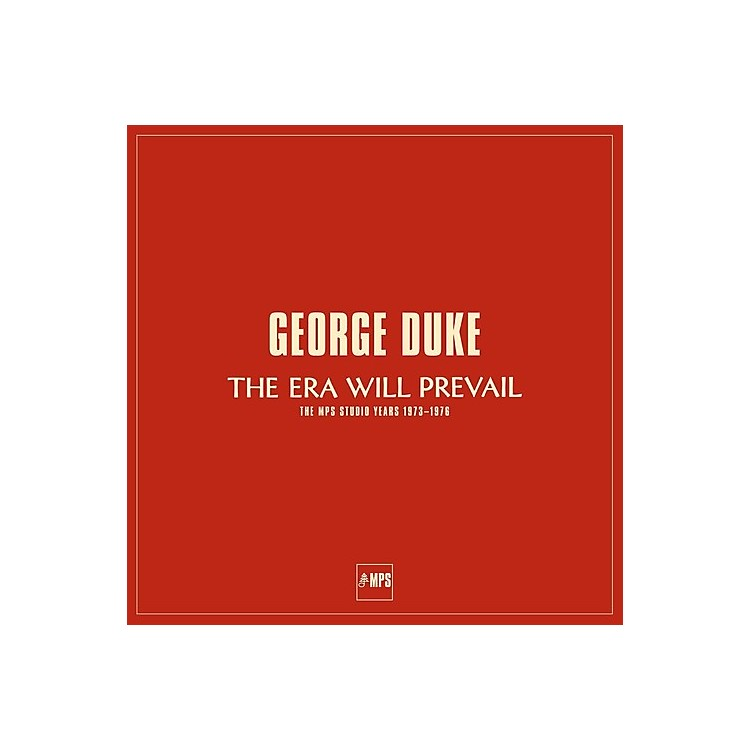 AllianceGeorge Duke - The Era Will Prevail