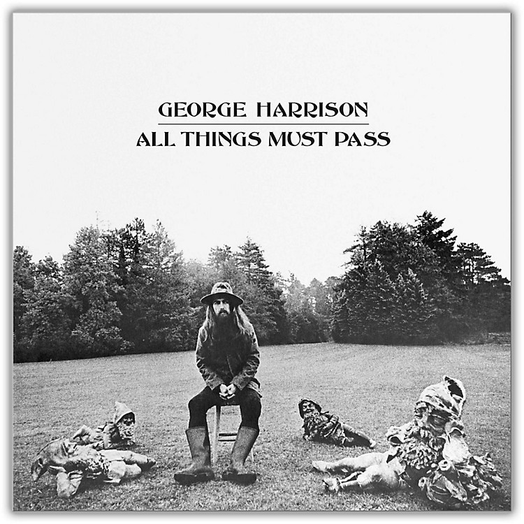 Universal Music GroupGeorge Harrison - All Thing Must Pass [3LP]