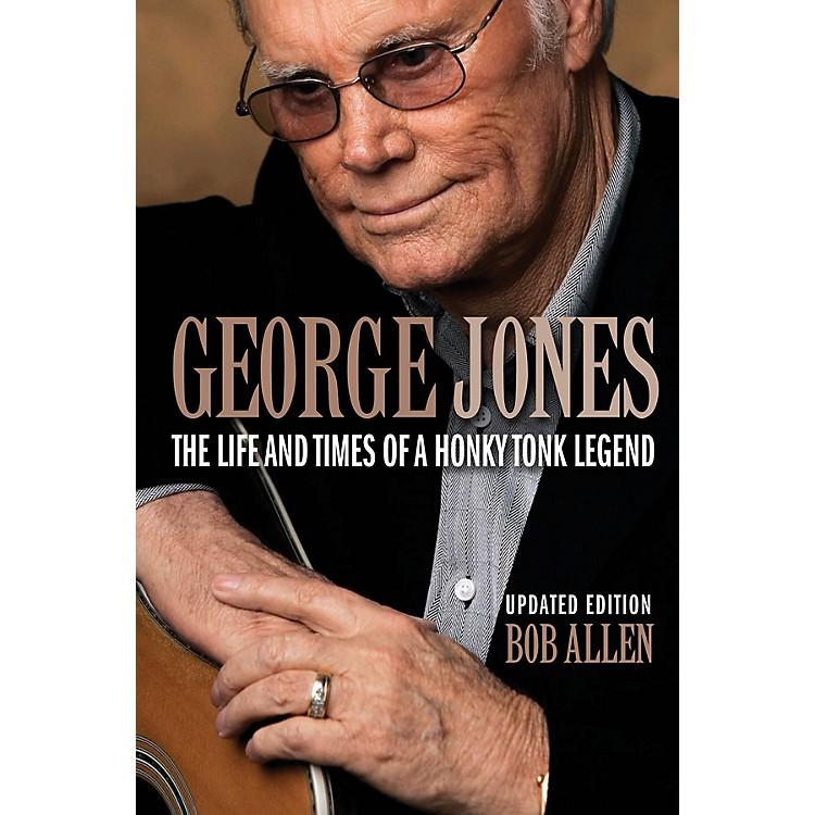 Backbeat BooksGeorge Jones Book Series Softcover Written by Bob Allen