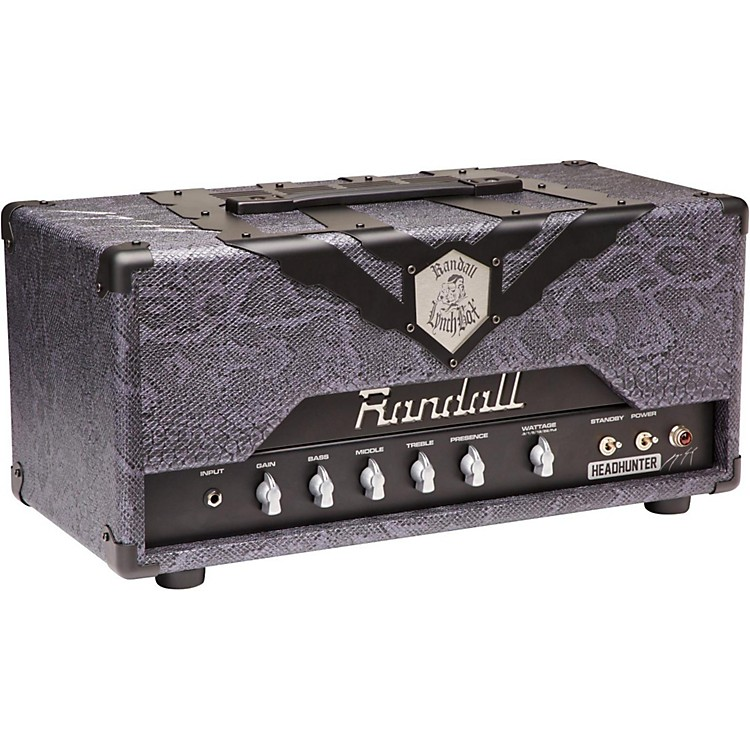 RandallGeorge Lynch Headhunter 50W Tube Guitar Amp Head