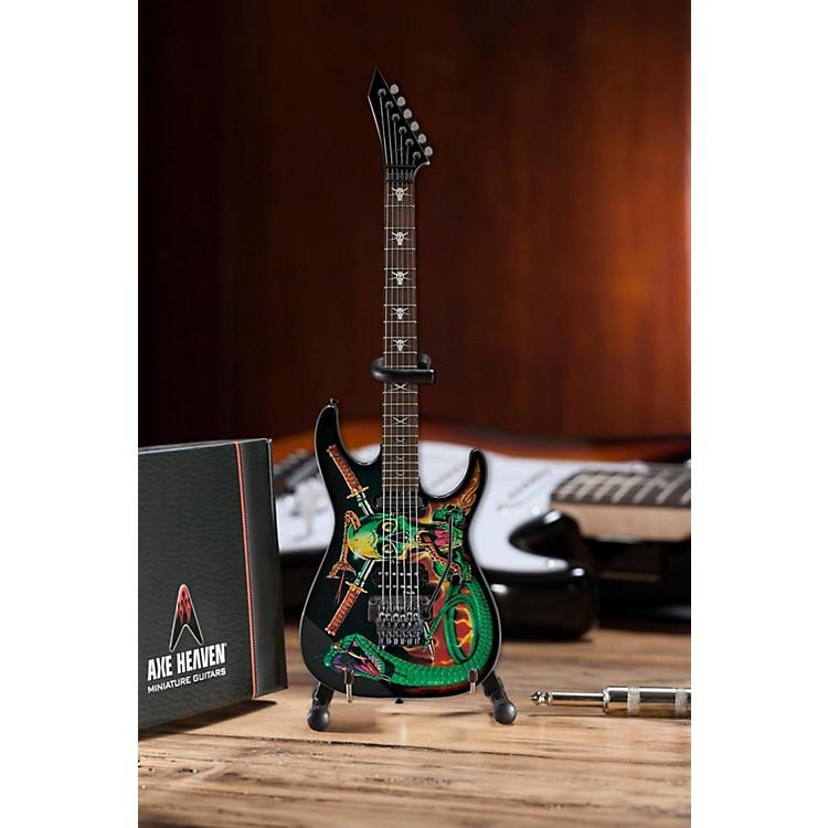 Axe HeavenGeorge Lynch Skull & Snakes Model Mini Guitar Replica