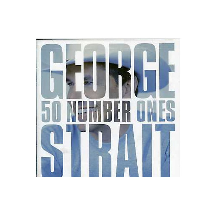Alliance George Strait - 50 #1's (CD)