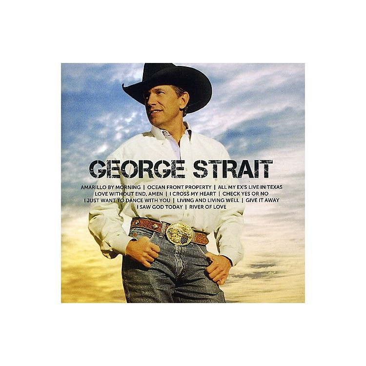 Alliance George Strait - Icon (CD)