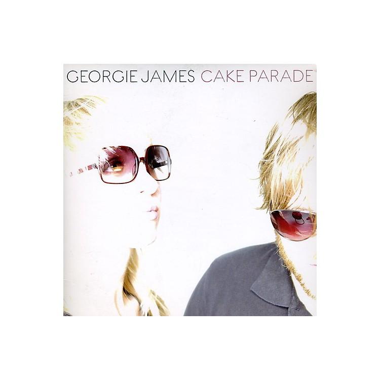 AllianceGeorgie James - Cake Parade [Bonus Tracks] [Download Coupon]