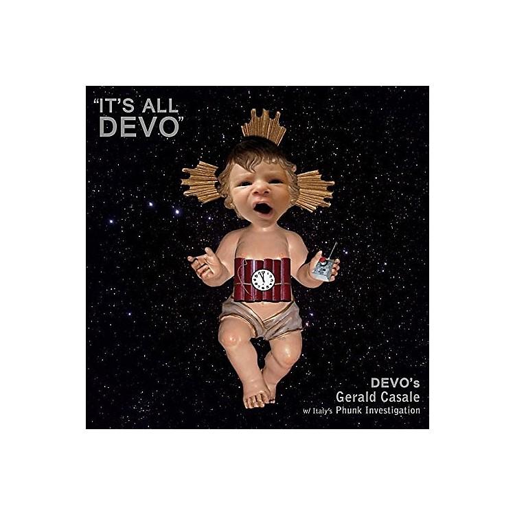 AllianceGerald Casale - It's All Devo