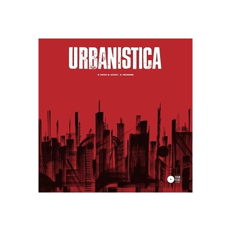 Alliance Gerardo Iacoucci - Urbanistica (original Soundtrack)
