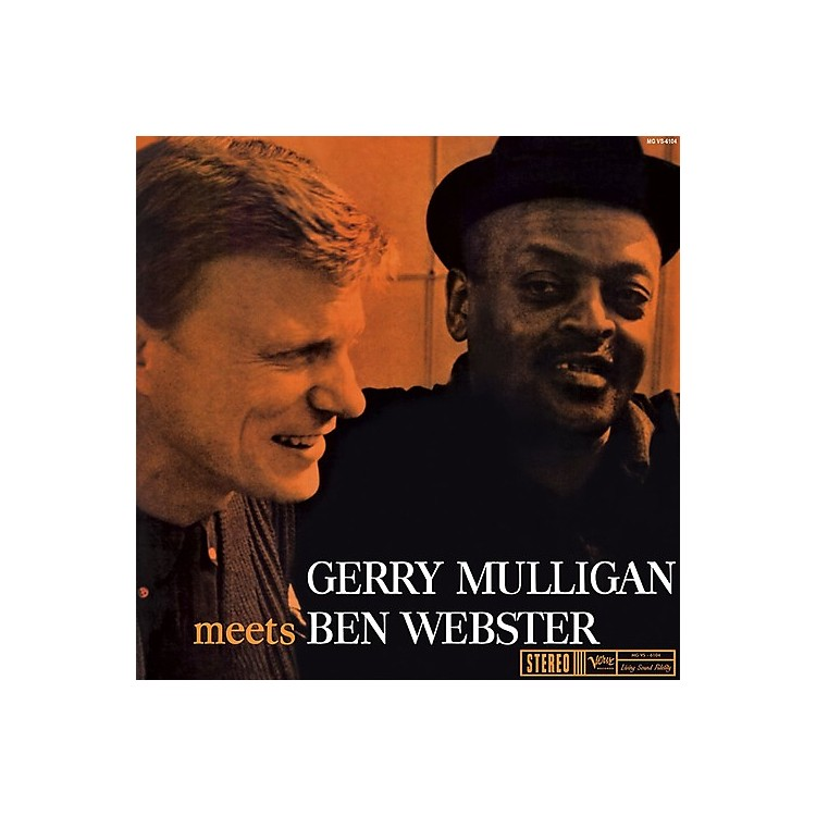 Alliance Gerry Mulligan Meets Ben Webster