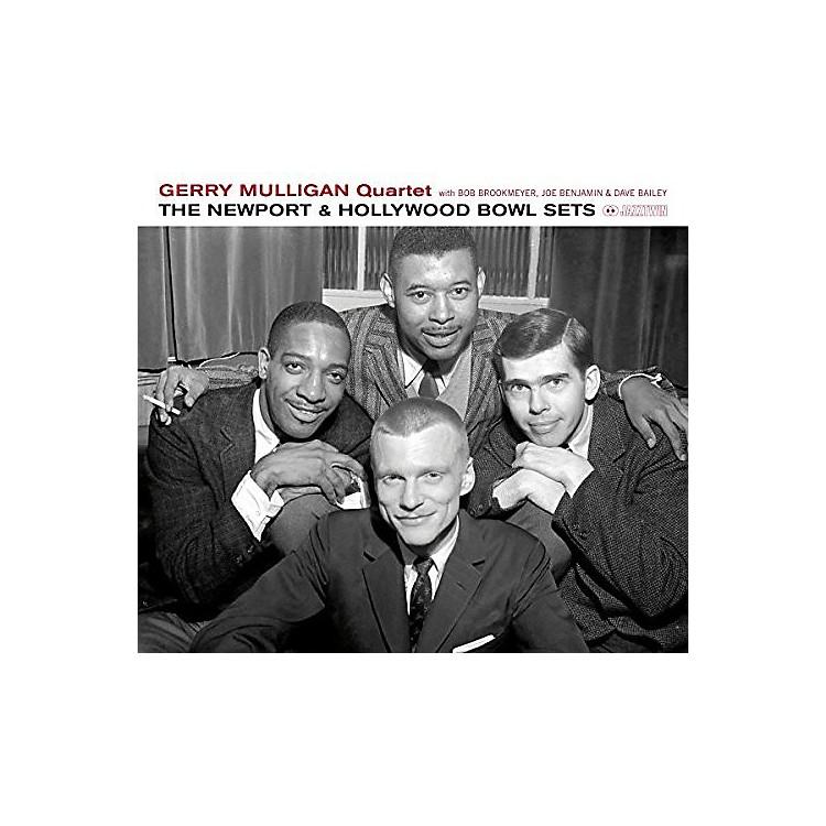 AllianceGerry Mulligan Quartet - Newport & Hollywood Bowl Sets