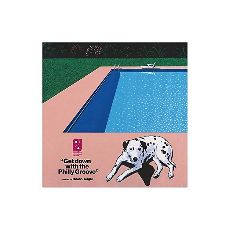 AllianceGet Down with the Philly Groove (Hiroshi Nagai) - Get Down With The Philly Groove (Selected Hiroshi Nagai) / Various