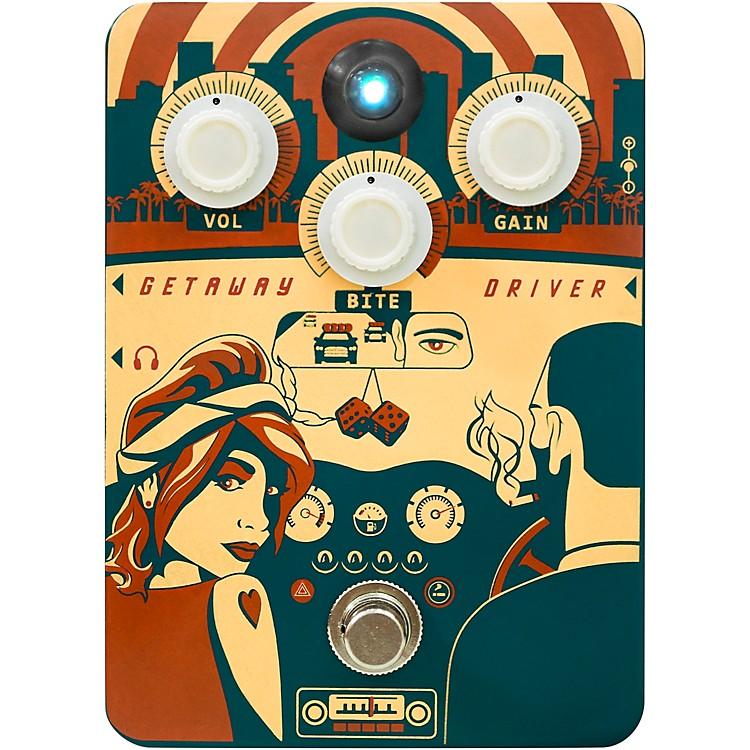 Orange AmplifiersGetaway Driver DI Box and Drive Effects Pedal