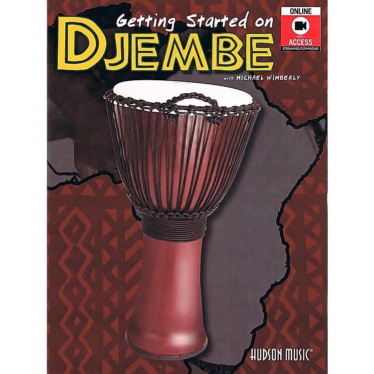 Hal LeonardGetting Started On Djembe (Book/DVD)