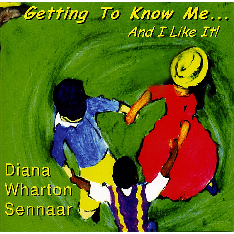 LyonsGetting to Know Me...And I Like It! CD