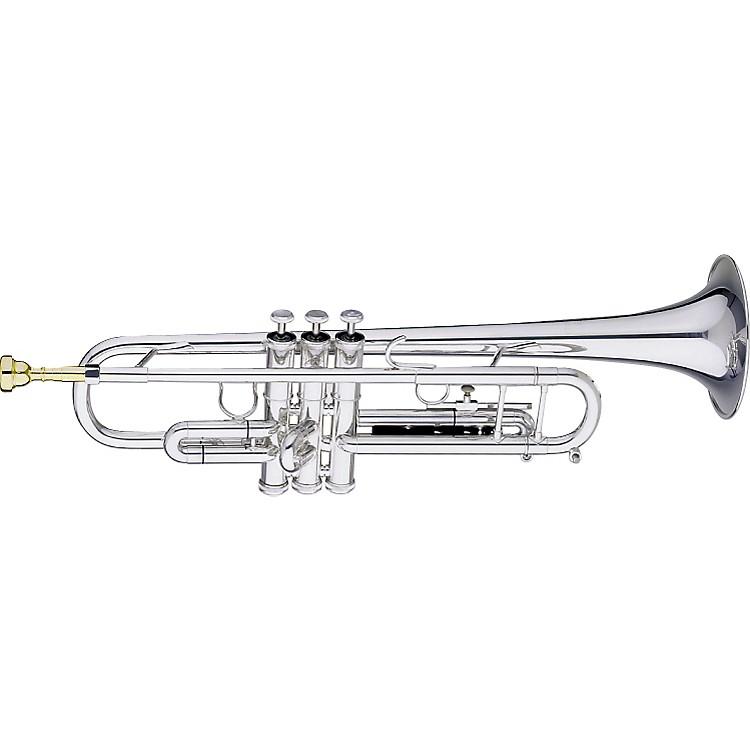 GetzenGetzen 590-S Capri Silver Trumpet with Accessories Value Pack