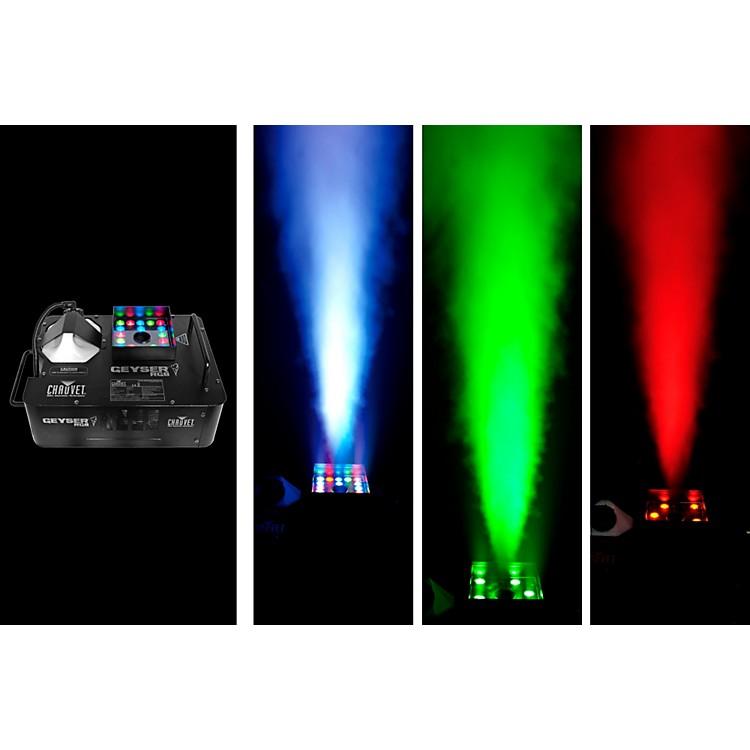 Chauvet DJGeyser RGB Fogger Effect