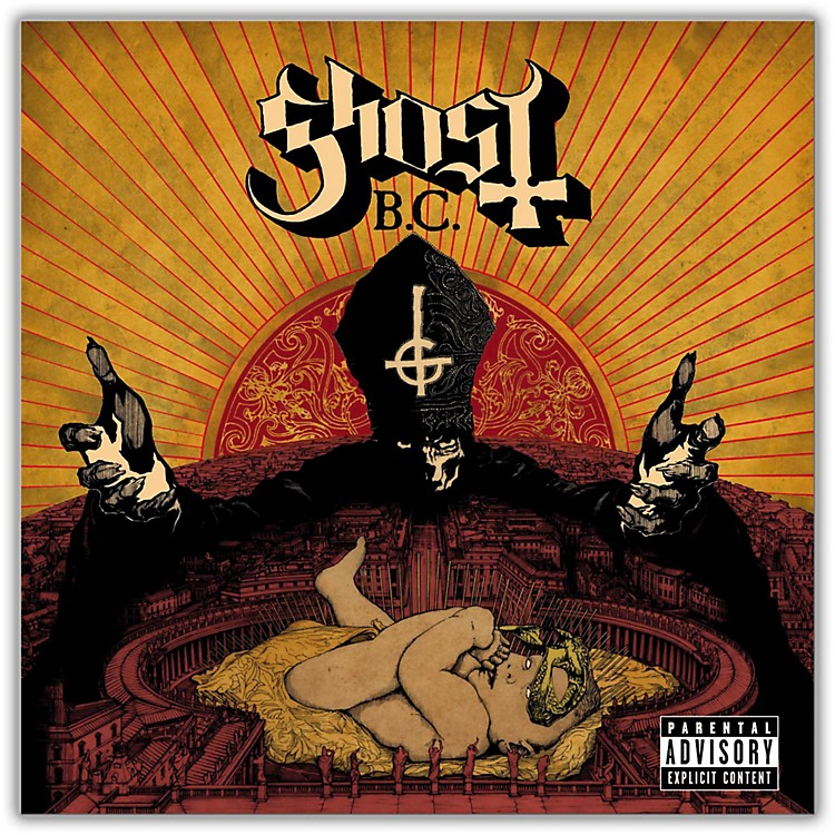 Universal Music Group Ghost B.C. - Infestissumam