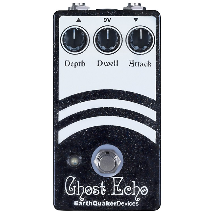 EarthQuaker DevicesGhost Echo Reverb Guitar Effects Pedal