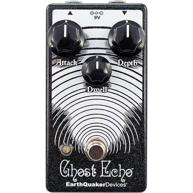 EarthQuaker Devices Ghost Echo Reverb V3 Guitar Effects Pedal