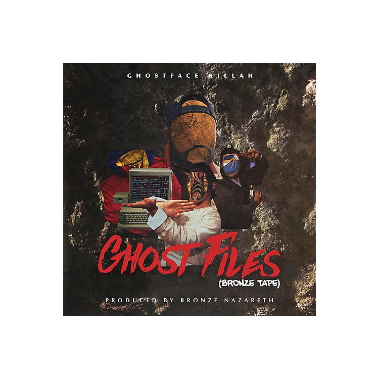 Alliance Ghostface Killah - Ghost Files