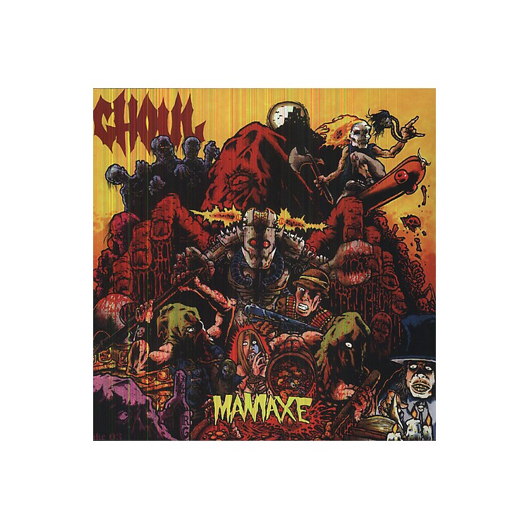 Alliance Ghoul - Maniaxe