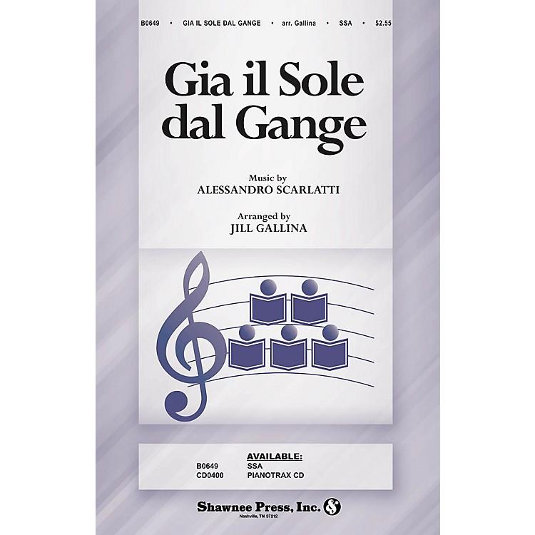 Shawnee PressGia il Sole dal Gange (Classics for Children Series) SSA arranged by Jill Gallina