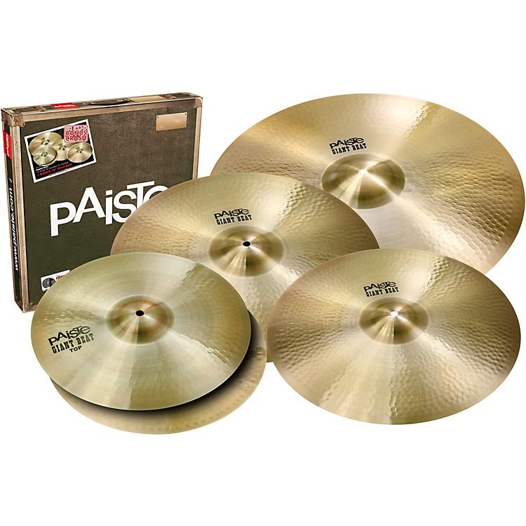PaisteGiant Beat Big Sound Cymbal Set