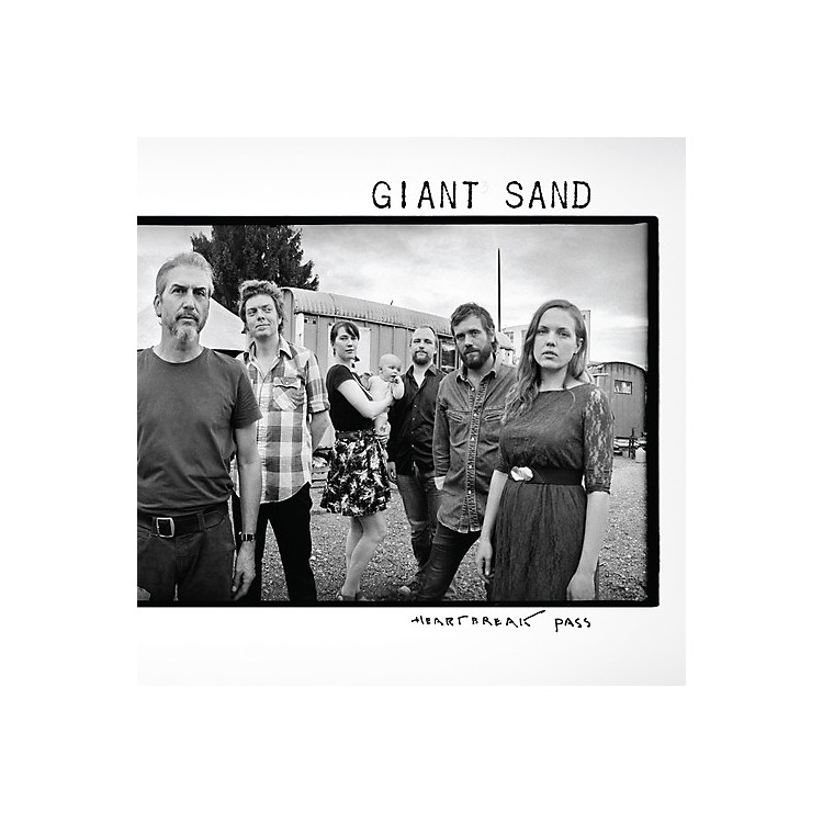 Alliance Giant Sand - Heartbreak Pass