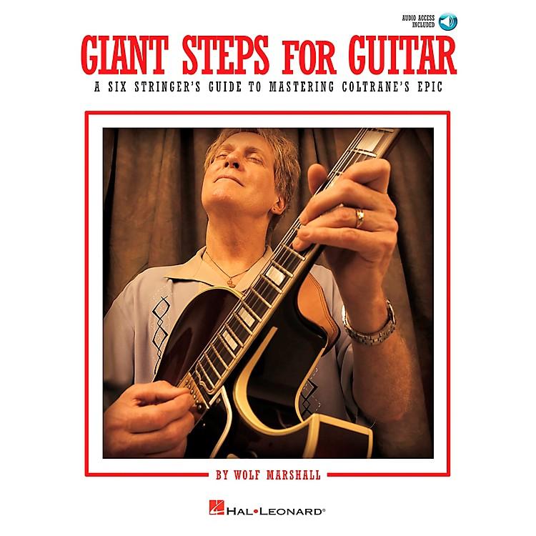 Hal LeonardGiant Steps for Guitar - Book/CD