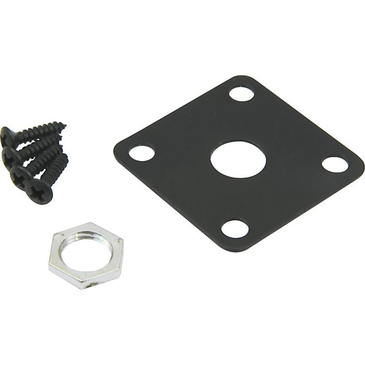 DiMarzioGibson Style Metal Jack PlateBlack