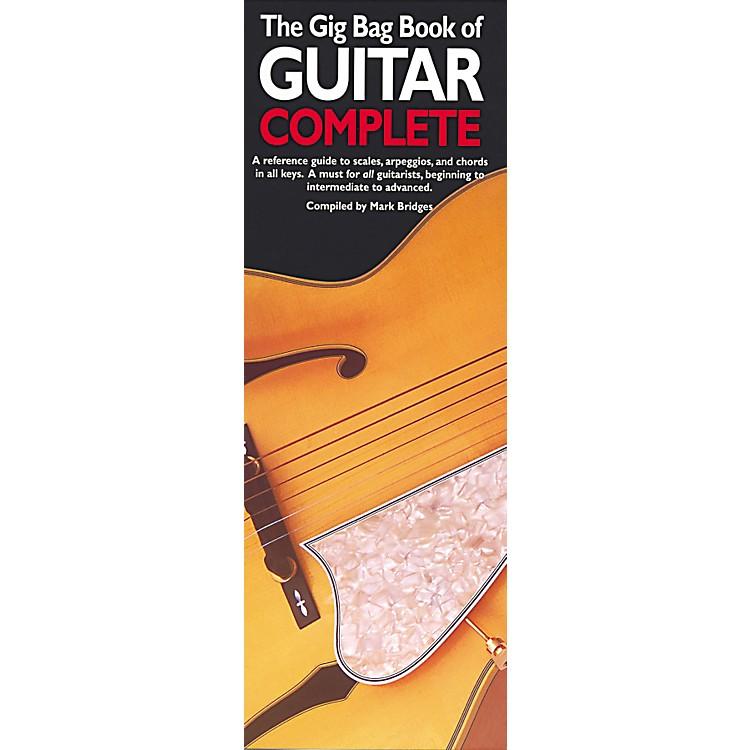 Music SalesGig Bag Book of Guitar - Complete