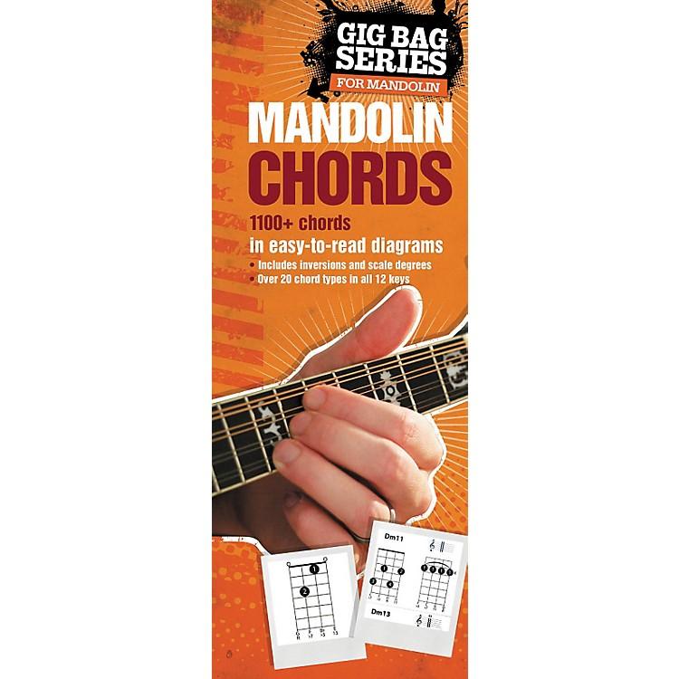 Music SalesGig Bag Book of Mandolin Chords