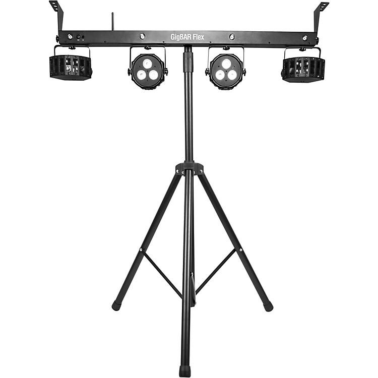 CHAUVET DJGigBAR Flex 3-in-1 RGBW+UV LED Light Bar Effect