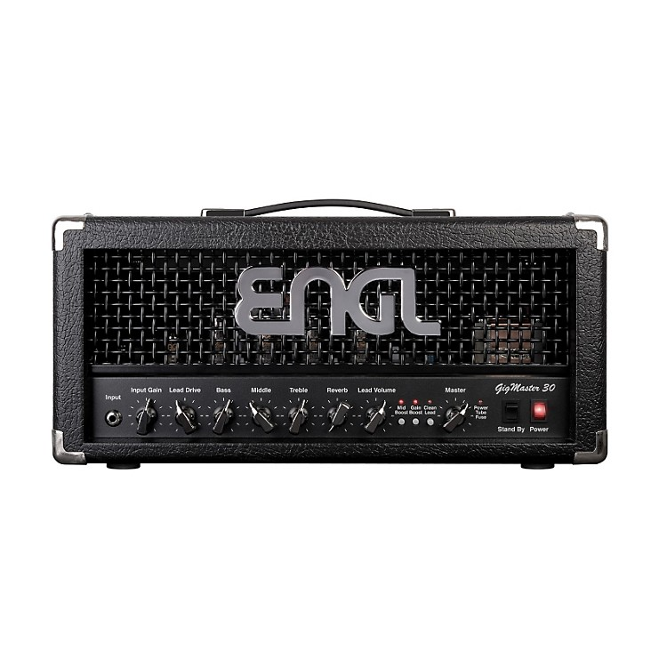 Engl GigMaster 30 Tube Guitar Amp Head Black