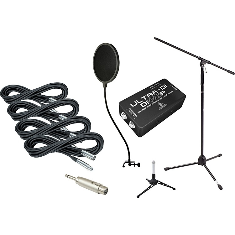 Gear OneGigging Pro Recording Accessories Pack