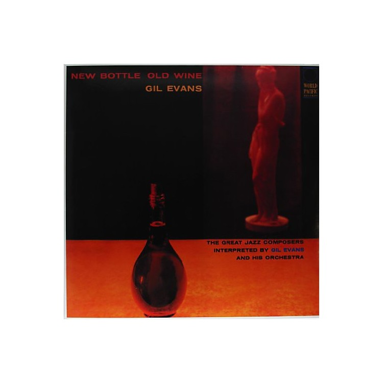 AllianceGil Evans - New Bottle Old Wine
