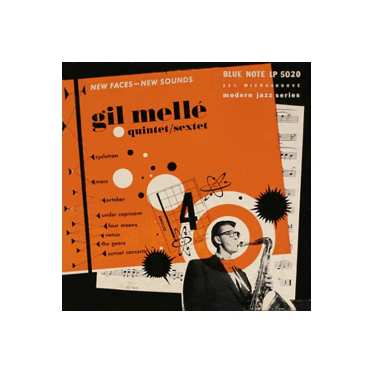AllianceGil Melle - New Faces - New Sounds