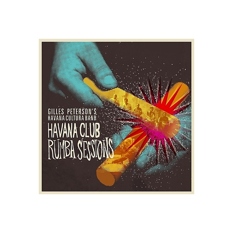 Alliance Gilles Peterson - Havana Club Rumba Sessions Part 4