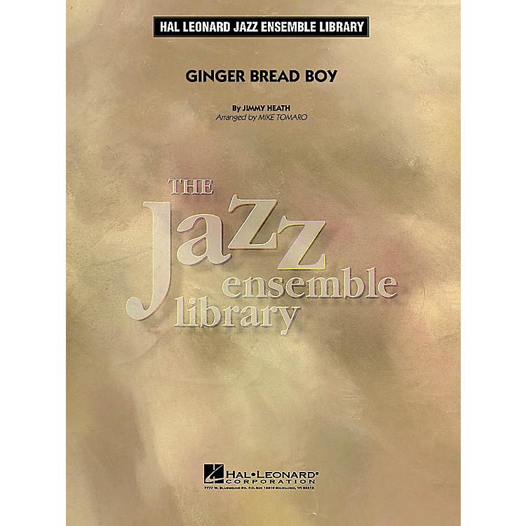 Hal LeonardGinger Bread Boy Jazz Band Level 4 Arranged by Mike Tomaro