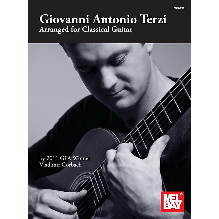 Mel BayGiovanni Antonio Terzi: Arranged for Classical Guitar